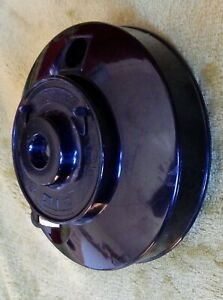 LOVELY RARE ICONIC CIRCULAR PIC MINIATURE127 FILM CAMERA FROM THE 1950s