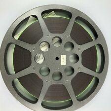 """16mm FILM EDUCATIONAL Reel """"Metamorphosis: Life Wasp"""" 10-3/4"""" Metal + Canister"""