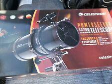 Celestron PowerSeeker 127Eq Reflector Telescope 127mm - 21049