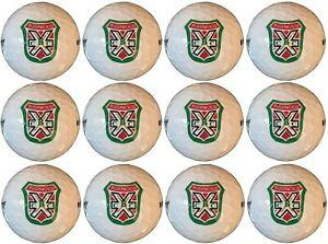 Caddyshack Inspired Bushwood Country Club Logo White Wilson Golf Balls (1 Dozen)