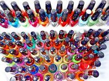24 Assorted Nail Varnish Polish Big Bottles 18+20 ml Make Up  Job Lot  FREE POST