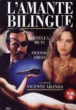 """DvD L'amante Bilingue - Ornella Muti """" ......NUOVO"""