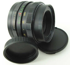 *SERVICED* HELIOS 44m 2/58 Russian Soviet USSR Lens M42 Canon EOS Fujifilm 44-2