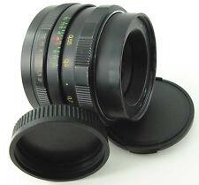 *SERVICED* HELIOS 44m 2/58 Russian Soviet USSR Lens M42 Canon EOS Fujifilm 44-2