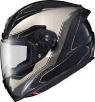 Scorpion EXO-R2000 Hypersonic Titanium Helmet