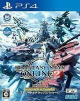 USED PS4 Phantasy Star Online 2 Episode 4 Deluxe package