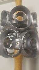 """3"""" Donut cutter 2 row Rolling donut cutter replaces moline , houpt"""