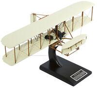 Wright Brothers Flyer Kitty Hawk Desk Top Display Model 1/24 Plane MC Airplane