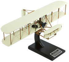 Wright Brothers Flyer Kitty Hawk Desk Top Display Model 1/24 Plane ES Airplane