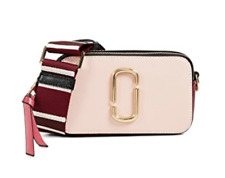 BNWT Marc Jacobs Snapshot Rose Small Camera Crossbody Bag