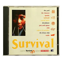 Various – Survival - For Tribal Peoples - RARE Mint (M) 1996 CD -Tribe CD2