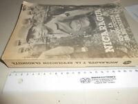 LIBRO :NICARAGUA -Y LA REVOLUCION SANDINISTA-ED POLITICAS -1984-- ROMANZO