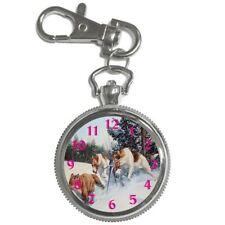 Analoge Silber Taschenuhren mit 12-Stunden-Zifferblatt