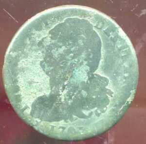 LOUIS XVI  2 sols 1793 BB  ou MA