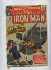 Tales of suspense 53 Iron man 2nd Black Widow filler