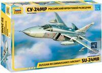 SUKHOI Su-24 MR FENCER E SWING WING BOMBER (SOVIET AF MKGS)#7268 1/72 ZVEZDA