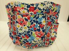Large Vera Bradley Purse Bag 6 Front To Back 12 Tall 12 Wide