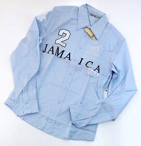 Hemd Blue Collection Oberhemd Langarm Freizeit Stretch Cotton hellblau Gr L 42