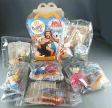 Figurines en plastique asterix & obelix