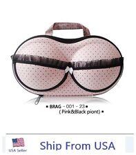 Women Portable Protect Bra Underwear Lingerie Case Travel Organizer Bag #7