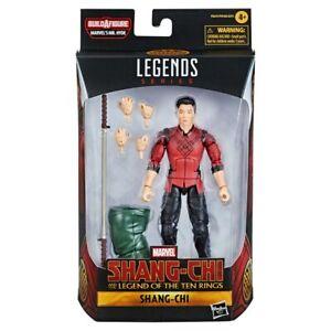 Marvel Legends Shang-Chi Legend Of Ten Rings - Shang-Chi (BAF Mr. Hyde)