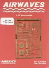 Airwaves 1/72 McDonnell Douglas F-15C Eagle etch for Hasegawa kit # AEC72009