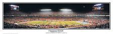 SuperBowl XXXIII Denver Broncos & Atlanta Falcons Unframed Panoramic Poster 1007