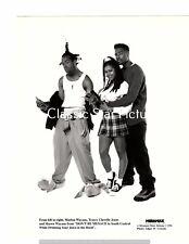 L141 Marlon Wayans Tracey Cherelle Jones Shawn Wayans 1996  8 x 10 movie still