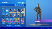 Fnite Account. The Reaper. Rare skins from early seasons {lvl. 100 S3-S5}