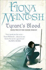 Tyrant's Blood  by Fiona McIntosh New Book