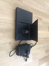 Sony PlayStation 2 Slim  Black Spielekonsole (PAL )
