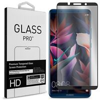 Premium Full Coverage Tempered Glass Screen Protector For Huawei Mate 10 Pro
