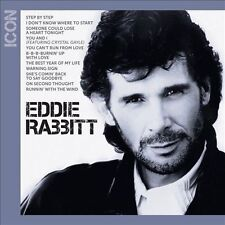 Icon by Eddie Rabbitt (CD, Feb-2014, Capitol)