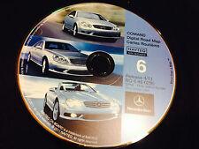 03 2004 MERCEDES SL55 SL63 SL500 SL600 NAVIGATION CD 6 OHIO VALLEY © 2011 Update