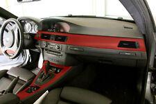 Vvivid Xpo 2ft x 5ft Blood red carbon fiber vinyl car wrap film