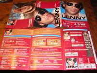 Lenny Kravitz Dig It Rare French Press / Kit