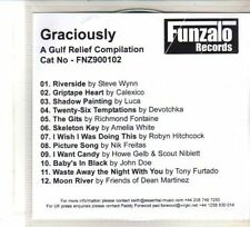 (DW124) Graciously - A Wavelab/Funzalo Records Compilation - DJ CD
