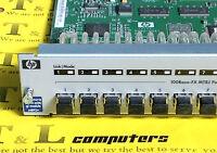 HP ProCurve J4892A 12Port 100-FX MTRJ Module for GL Switch