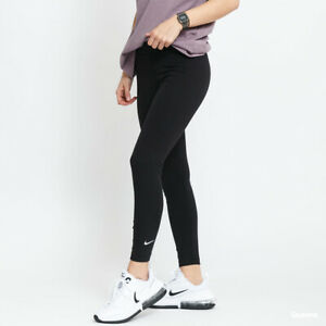 Nike Women's NSW Essential 7/8 Mid Rise Legging Black BNWT