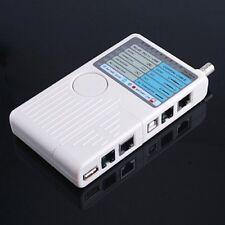 Kkmoon - probador de cables red RJ11 RJ45 USB BNC