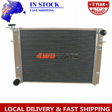 3ROW ALUMINUM ALLOY RADIATOR For Holden COMMODORE VN VG VP VR VS V6 3.8L MANUAL