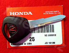 NEW GENUINE ACURA HONDA Master Key Blank Acura Integra 86-89 & Legend 86-95