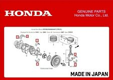 GENUINE HONDA ENGINE BEARINGS SET S2000 F20C F20C1 F20C2 F22C