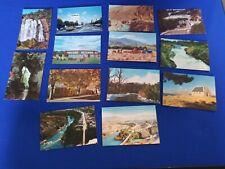 New zealand postcards Lot Of 13 Vintage