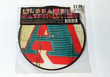 """Alphabeat - 'Fascination' - 7"""" Picture Disc Vinyl - VGC - RARE"""