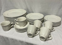 Johnson Brothers Fine English Tableware 44 PIECES Plates Tea/coffee Cups England