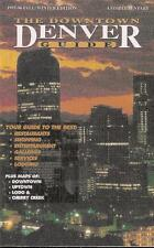 The DOWNTOWN DENVER GUIDE 1995-96 Fall/Winter Edition Lots of Denver Advertising