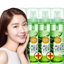 FRUITWORLD Aloe Vera 98% Soothing Moisture Gel Mist Spray Type 125ml x 3ea Korea