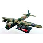 EX-MAG SCALE:1:144 REF.NO AH16 SHORT STIRLING MK111  RAF