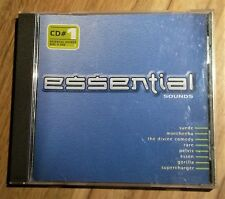 ESSENTIAL SOUNDS VOL. 1 - INDIE COMPILATION CD *SUEDE *MORCHEEBA * DIVINE COMEDY